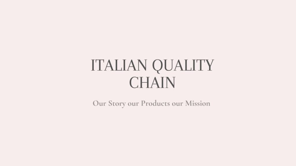 Italian Quality Chain