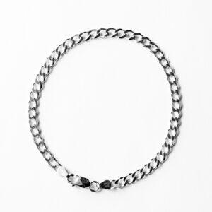 Cuban Curb chain bracelet for man