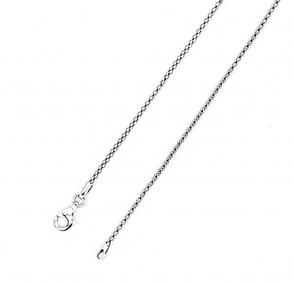 pop corn necklace