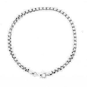 round box chain bracelet man 1