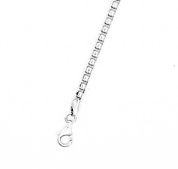 round box chain bracelet man