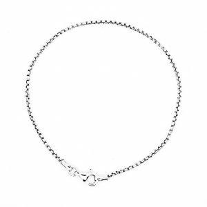 ound box chain bracelet woman