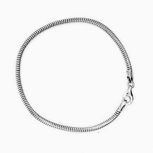 real snake chain bracelet