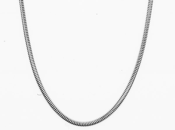 real snake chain necklace
